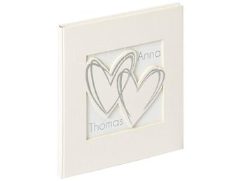 Walther With All My Heart 23x25 72 p. Guest Book Wedding GB128 - Höganäs - Walther With All My Heart 23x25 72 p. Guest Book Wedding GB128 - Höganäs