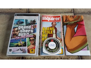 Grand Theft Auto Vice City Stories Stories Sony PSP