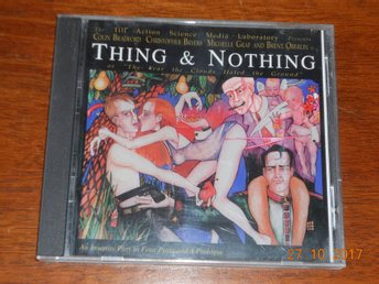 TASM LAB - Thing & Nothing, CD USA 1995