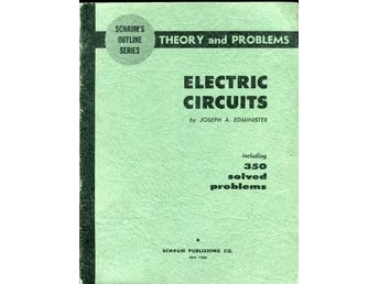 Schaum's Outline of Theory and Problems for Electric Circuits