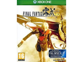 Final Fantasy Type-0+FF XV Demo (XBOXONE)
