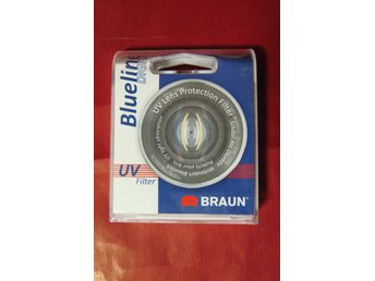 UV FILTER,BRAUN,77MM,FILTER