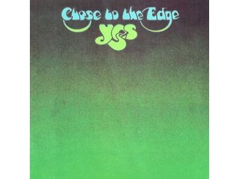 Yes: Close to the edge (Vinyl LP)