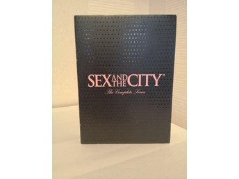 Dvd series -Sex and the City