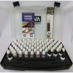 Vallejo Model Color Hobby Range Box Set