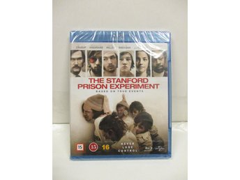 The Stanford Prison Experiment (Blu-ray) - MKT FINT SKICK!