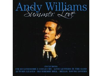 Williams Andy: Summer love (CD)