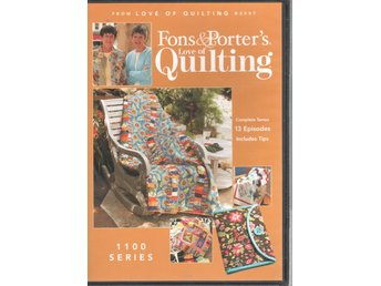 Fons & Porter's Love of Quilting 1100 series DVD