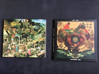 Fleet foxes, 2 CD:s