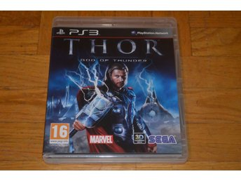 Thor - God Of Thunder - Marvel - Playstation 3 PS3