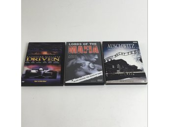 DVD video, DVD-Film, 4st Driven, Mafia, Auschwit