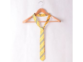 Harry potter Hufflepuff cosplay maskerad slips tie