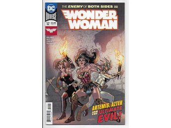Wonder Woman 5th Series # 52 NM Ny Import