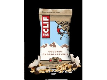 Clif Bar Coconut Chocolate Chip Energibar