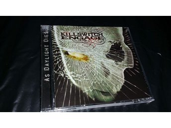 KILLSWITCH ENGAGE - AS DAYLIGHT DIES SIGNERAD AUTOGRAF