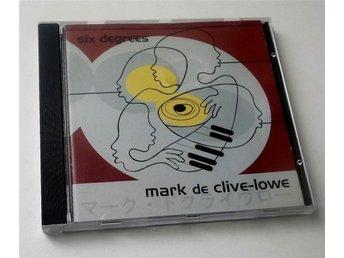 Marc De Clive-Lowe / Six Degrees CD 2000 - Enskede - Marc De Clive-Lowe / Six Degrees CD 2000 - Enskede