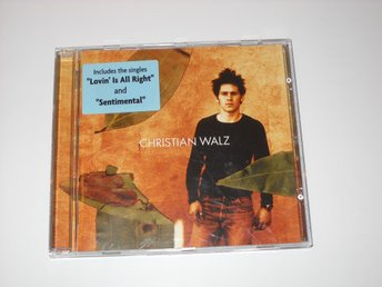 CHRISTIAN WALZ - S/T (CD)