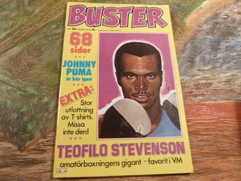 BUSTER NR10, 1978,
