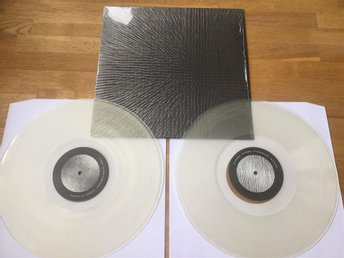 2LP: Miles - Faint Hearted (2013 TRANSPARENTA skivor Demdike stare modern love)