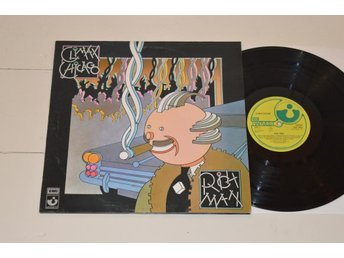 CLIMAX BLUES BAND - Rich Man (Harvest UK 1973) ***MINT***