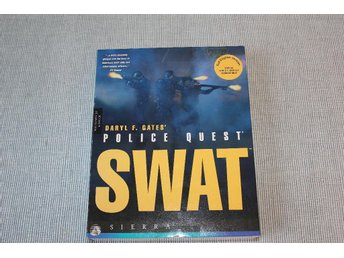 Police Quest - Swat - CD