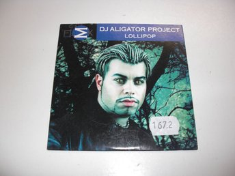 DJ Aligator Project - Lillipop - CDS