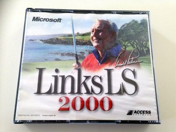 Links LS 2000 (1999) Microsoft PC Win 98