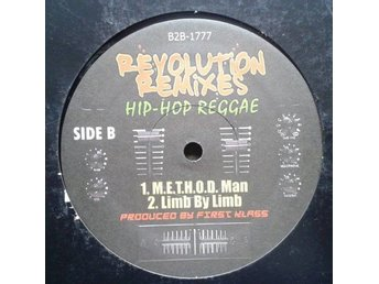 "First Klass title* Revolution Remixes - Hip-Hop Reggae 12"" US"