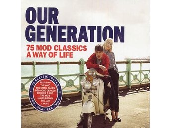 Our Generation / 75 Mod Classics (Digi) (3 CD)