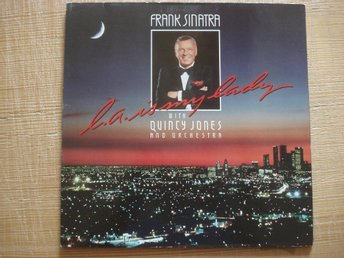 LP Frank Sinatra L.A. is my lady