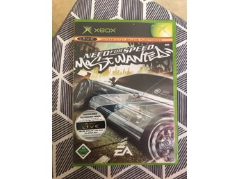 Need for Speed Most Wanted (Xbox) Tyska