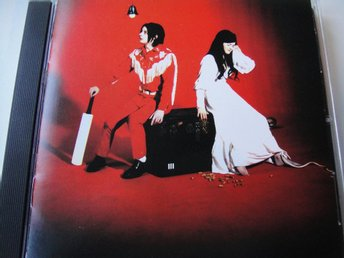 WHITE STRIPES Elephant CD TOPPSKICK!! JACK WHITE RACONTEURS