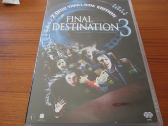 FINAL DESTINATION 3 - 2 DISK - OOP