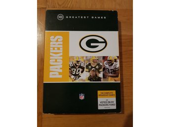 dvd-box GREEN BAY PACKERS