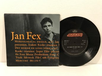 Jan Fex - Morfological Design (880 576 7) RARE