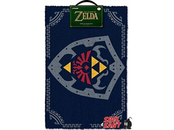 Legend of Zelda Hylian Shield Dörrmatta