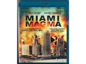 DVD- Blue Ray MIAMI MAGMA.