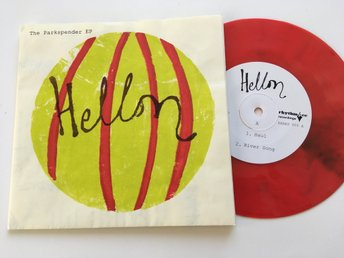 The Parkspender Ep by HELLON rhythm ace recordings 2003