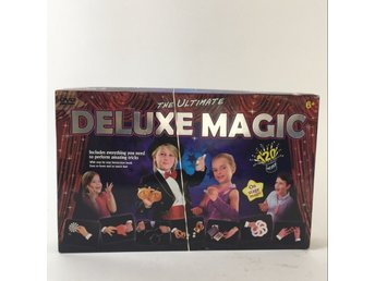 Magic, Spel, Deluxe magic spel med dvd