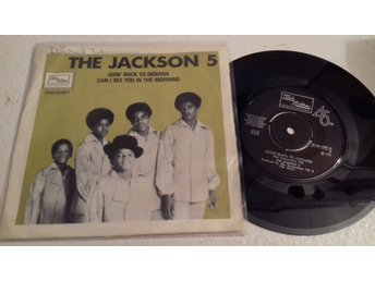 The JACKSON 5(MICHAEL JACKSON) - Goin´ back to Indiana - Singel - 1970