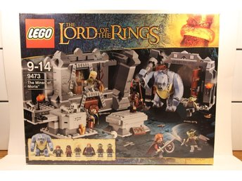 LEGO Lord of the Rings 9473 Morias Gruvor