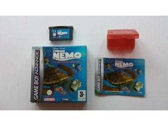 Finding Nemo Nintendo Game Boy spel