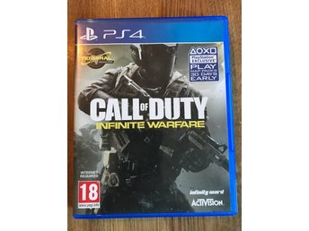 PS4 spel Call of Duty