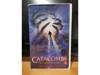 Catacombs / Curse IV - EX-Rental, UK, VHS - Entertainment In Video