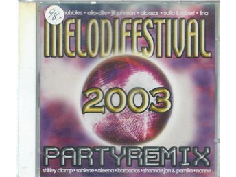 MELODIFESTIVAL 2003 - PARTY REMIX