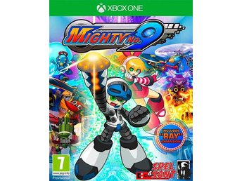 Mighty No 9 First Edition