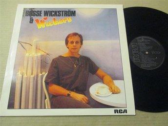 Bosse Wickström & Wickers - Norrköping - Bosse Wickström & Wickers - Norrköping