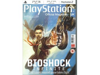 PLAYSTATION MAGAZINE  -NR 61  2011 -BIOSHOCK INFINITE