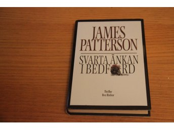 James Patterson - Svarta änkan i Bedford