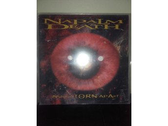 "Napalm Death - Inside the torn apart (2x12"")"